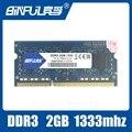 Оригинальный новый Бренд Герметичный DDR2 1333 МГц 2 ГБ SODIMM Памяти Ram memoria ram Для Ноутбука Ноутбук Пожизненная Гарантия