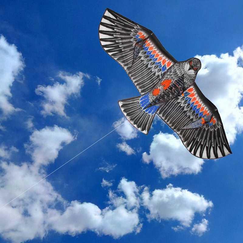 2018 aigle cerf-volant en plein air jouet Sport cadeau pour enfants enfants adulte décor à la maison 1.5m 1.7m JUL26_17