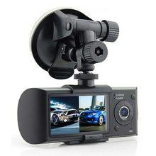 Carro automático traço cam dvr 1080hd x3000 kanzler r300 câmera do carro gravador automático 2,7 zoll gps dvrs 140 grad g-sensor de vídeo gravador