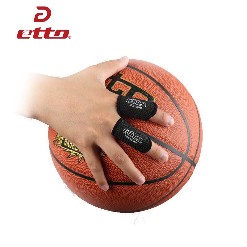 Sport Finger Splint Vakt Finger Protector Ermel Support Basketball Sportshjelp Arthritis Band Wraps Finger Sleeves HBP029