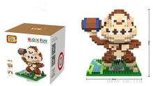 Nano Block LOZ Diamond Micro Blocks Building Toy Pixels Arcade Donkey Kong