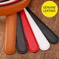 Cinturones de diseñadores de la Marca de Lujo para Hombre de Alta Calidad Automático Correa Masculina Cinturón De Cuero Genuino Ceinture Homme, Sin Estar Doblada