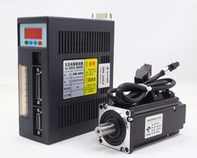 High speed and high torque; good stability; low noise, vibration; servo motor, motor 1.2KW