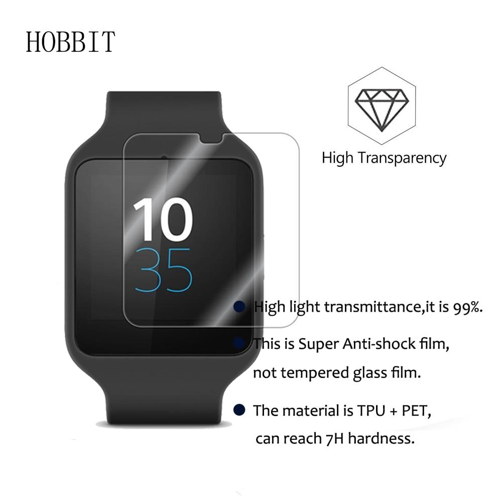 d1460ba98 Aliexpress.com : Buy 3Pack For Sony Smartwatch 3 SWR50 Anti shock 7H ...