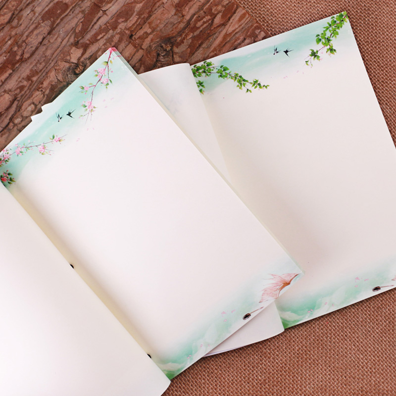School New Arrival Colored Pages Thread Stitching Notebook Original ...