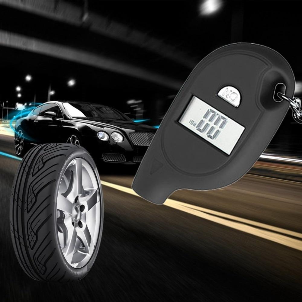 Kebidumei Professional 2-150PSI diagnostic tool Digital LCD Display Tire Air Pressure Gauge Vehicle Motorcycle For Audi BMW VW