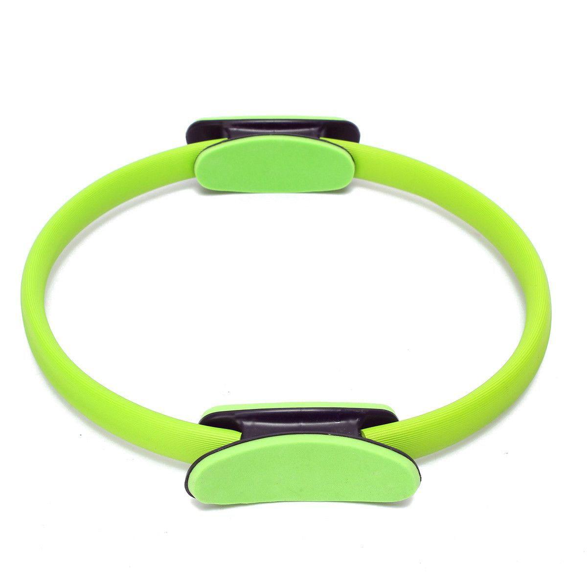 Yoga Pilates Ring Pilates Anillo Magic Circle Wrap Slimming Body Building Brand font b Fitness b