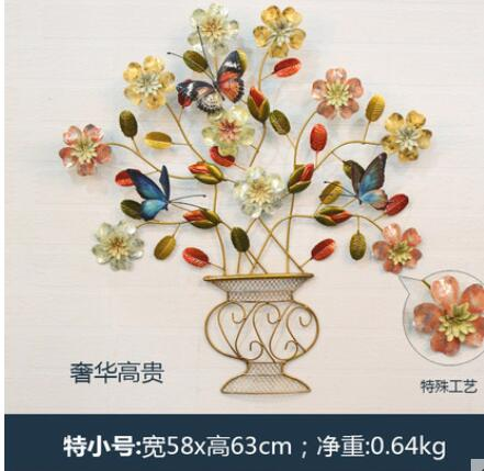 Metal Wall Decor Cheap online get cheap metal wall decor flowers -aliexpress