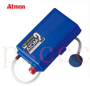 Small Cheap Portable Carriable Aquarium Air Pump Fish Tank, Oxygen Pump power by Cell Battery,Aerator Compressor outdoor fishing(China)