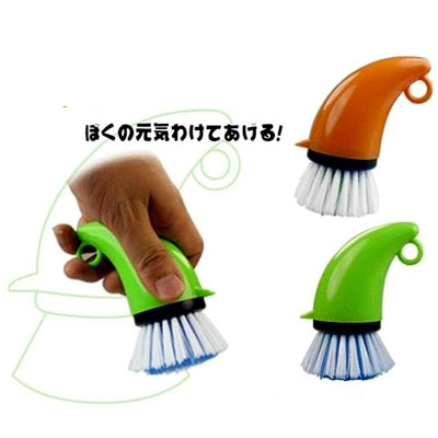 1 PCS Magic Cleaning Brushes Metal Rust Remover Cleaning Stick Pot Brush Cleaning Accessories