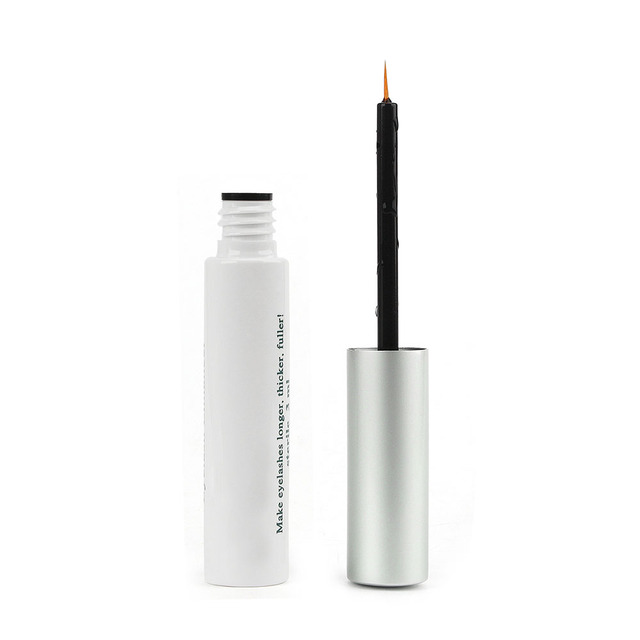 US Stock Herbal Eyelash Growth Treatments Liquid Serum Enhancer Mascara Eye Lash lengthening Thicker Curling Eye Makeup Tools 3