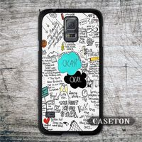 The Fault In Our Stars Case For Galaxy S8 S7 S6 Edge Plus S5 S4 Active S3 mini Win Note 4 Core 2 Ace Lovely Quote Cover