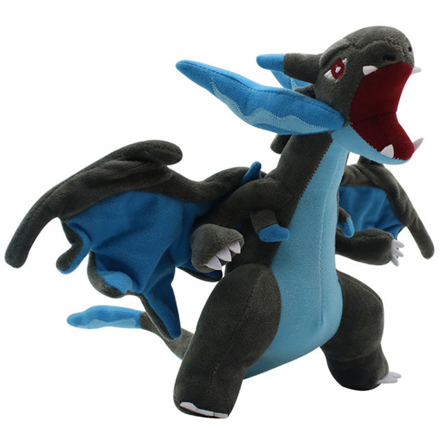 25 CM Charizard Venusaur pokemon Plush toys  cute Dolls  Stuffed Plush Kids Toys Gift