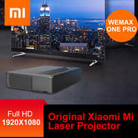 Original Xiaomi Mi Laser Projector WEMAX ONE ALPD Laser Projector Home Theater 5000 Lumens 150 Inch Full HD Voice Control