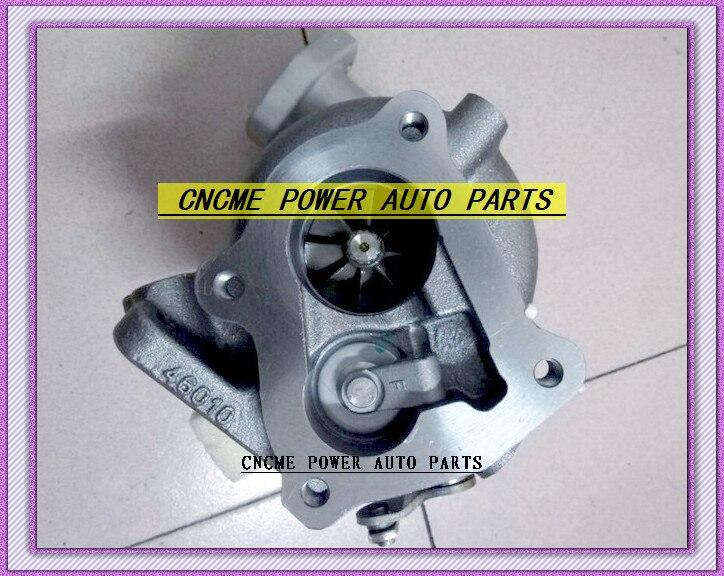 1 шт. CT12A 17201-46010 17201 46010 турбонагнетатель для тoyota Lexus соара Soarer Supra 1990-twin turbo двигателя 1JZ-GTE 1jzgte 2.5L