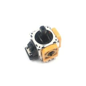 Image 2 - 10 pçs amarelo original 3d joystick eixo modulo sensore analogico para playstation 4 ps4 controlador