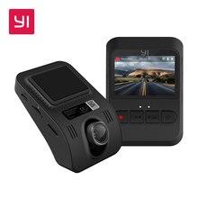 YI мини тире Камера 1080 P HD видео Wi-Fi Встроенный большой апертурой международная версия черный
