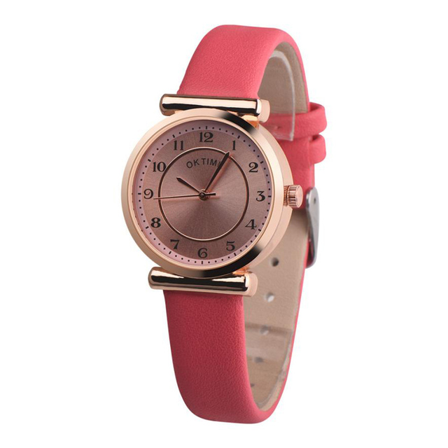 Lovely Fashion Style Ladies Woman Watches Small Dial Female Quartz Wristwatch Cl