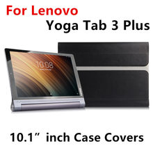 Case For Lenovo Yoga Tab 3 Plus 10 Protective Smart cover Leather Tablet TAB3 Plus YT-X703F X703 10.1 inch Protector Sleeve Case