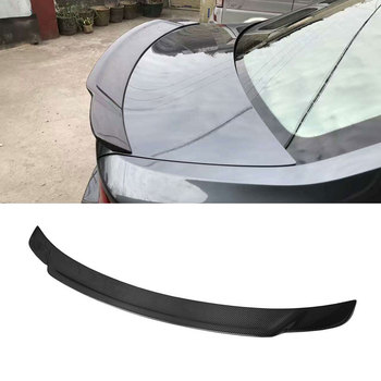 Carbon fiber rear spoiler lip wings for BMW 2 Series F22 F23 F87 M2 218i 220i 228i M235i 2014-2018