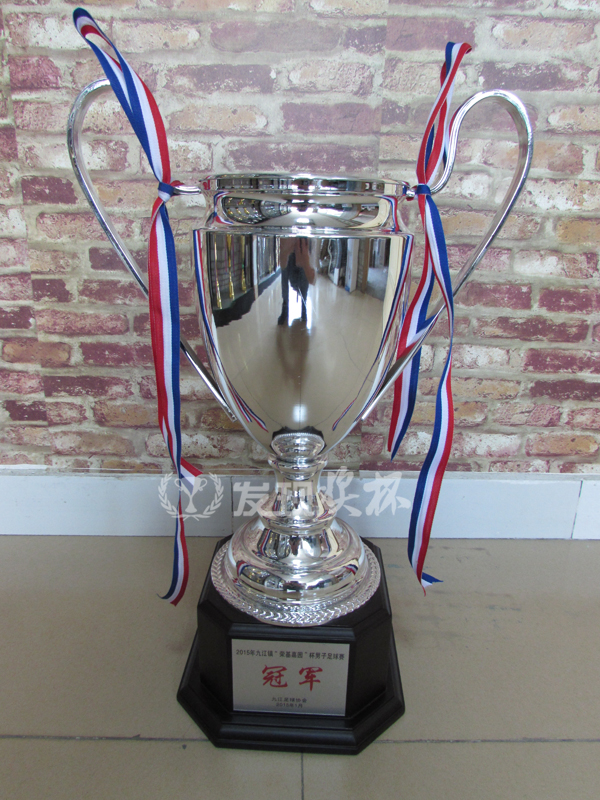 2014 Season  Size 56CM Height Champions League Metal Trophy Cup Model Big Ears Trophy Fans Souvenirs Trophy Free Shipping