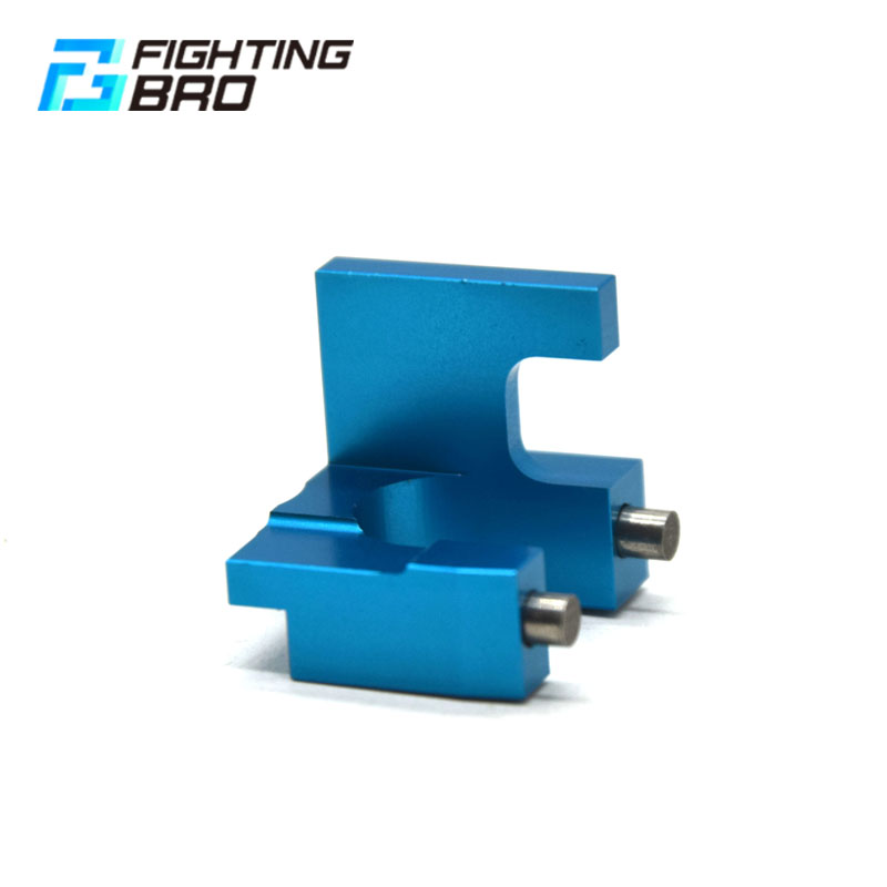 FightingBro Hop Up Chamber Fixator For AEG Airsoft M4 Paintball Accessories CNC Aluminum Alloy Mlitary Accessories