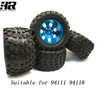 RC CAR 1 10 HSP Infinite 1 10 Aluminum Alloy Foot Tires 94111 94188 HIP Small