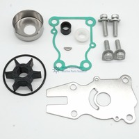 Water Pump Impeller Repair Kit for Replacement yamaha 30hp 40hp Outboard 6BG W0078 00 00
