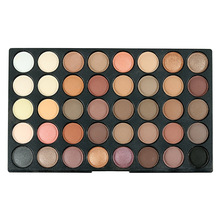 120 Colors Beauty Glazed Makeup Eyeshadow Palette the Weather Collection Matte Shimmer Glitter Pigment Eye Shadow Pallete