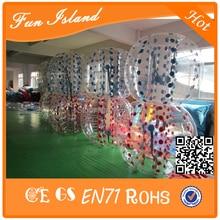 Free pringting LOGO! inflatable human hamster ball,inflatable bumper ball,bubble football,bubble soccer