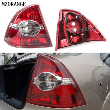 Mzorange For Ford Focus Sedan 2 Ii 2005 2006 2007 2008 Rh Lh Tail Lights Brake Light
