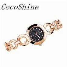 CocoShine A-822 LVPAI Relógios Das Mulheres relógio de Pulso Relógio de Quartzo Das Senhoras Vestido Relógios de Presente por atacado Frete grátis