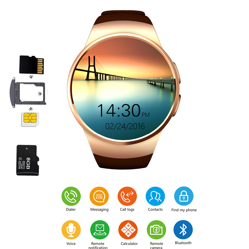 Smart Watch Passometer Support Sync Call SmartWatch Sim Card Heart Rate Monitor Smart Watches For Samsung Xiaomi Android IOS gw06 bluetooth smartwatch smart watch phone android mate 1 3mp support gsm sync call for samsung htc huawei lg xiaomi