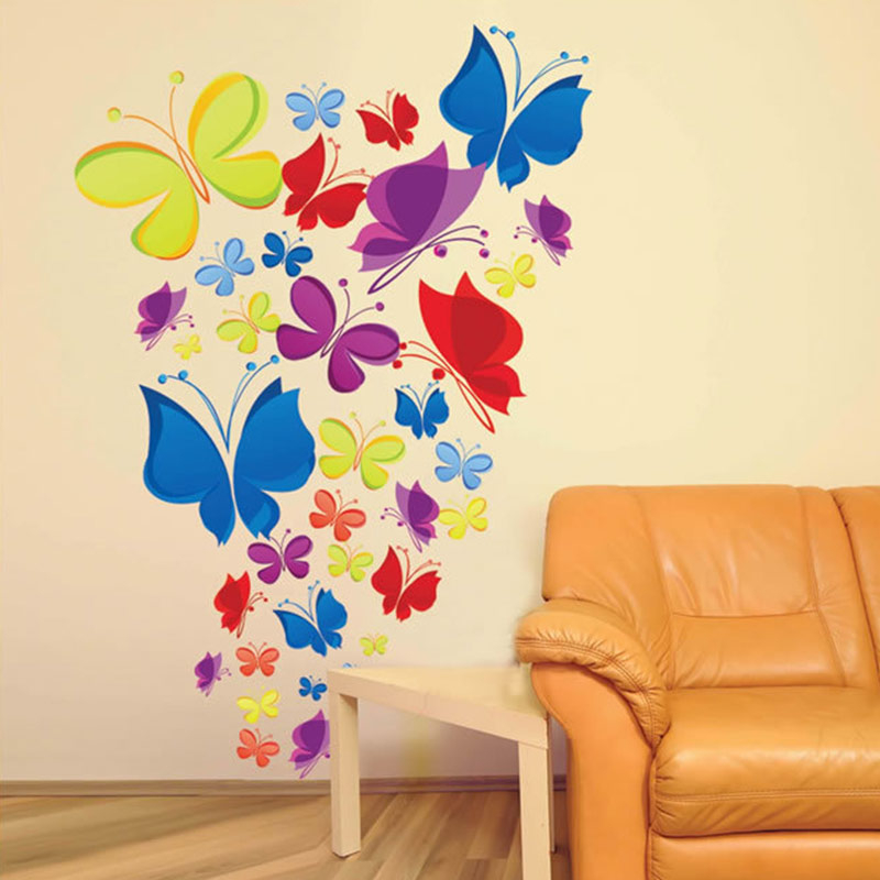 Awesome Stickable Wall Art Contemporary - Wall Art Design ...