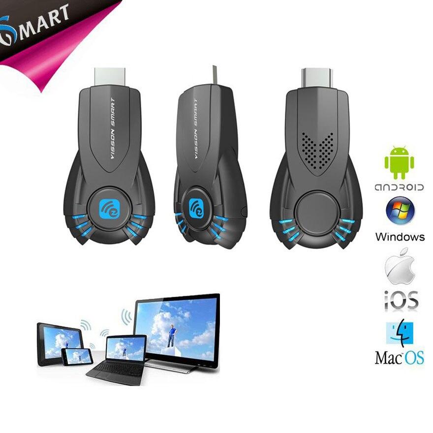 Wifi qəbuledici Ezcast TV Dongle DLNA Miracast Airpaly IOS Android - Portativ audio və video - Fotoqrafiya 6