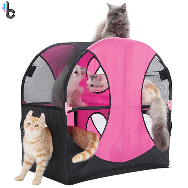 Cat Playground Pet Cube Cats Tent Castle Play Toy Accessories Supply Small Pets Kitten Cube Tunnels  sc 1 st  AliExpress.com & Cat Playground Pet Cube Cats Tent Castle Play Toy Accessories ...