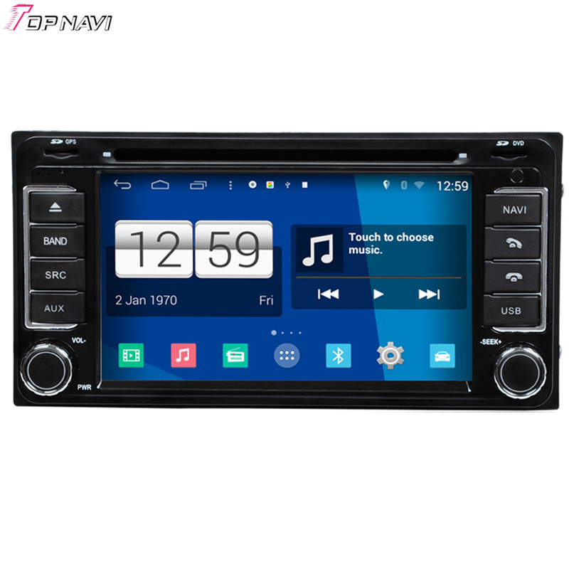 "Winca 6.2"" Quad Core S160 Android 4.4 Car DVD Multimedia For Toyota Old Corolla With GPS Stereo Radio Mirror Link 16Gb Flash"
