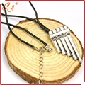 Europe and the United States foreign trade the original single speed sell tong Peter pan flute necklace factory direct sale