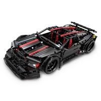 1916pcs/2000pcs/1177pcs Lego Technic Car Model Toys Building Block Lego Technik Car Block Toys