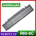 Bateria do portátil de 6 células para samsung aa-pb4nc6b p560 q210 r39 r40 r60 R41 R410 R408 R45 R458 R460 R510 R560 R509 P50 P60 P210 P460