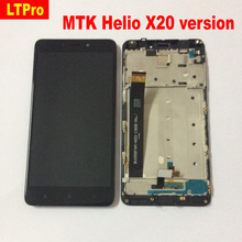 LTPro LCD Display Touch Screen digitizer assembly with Frame