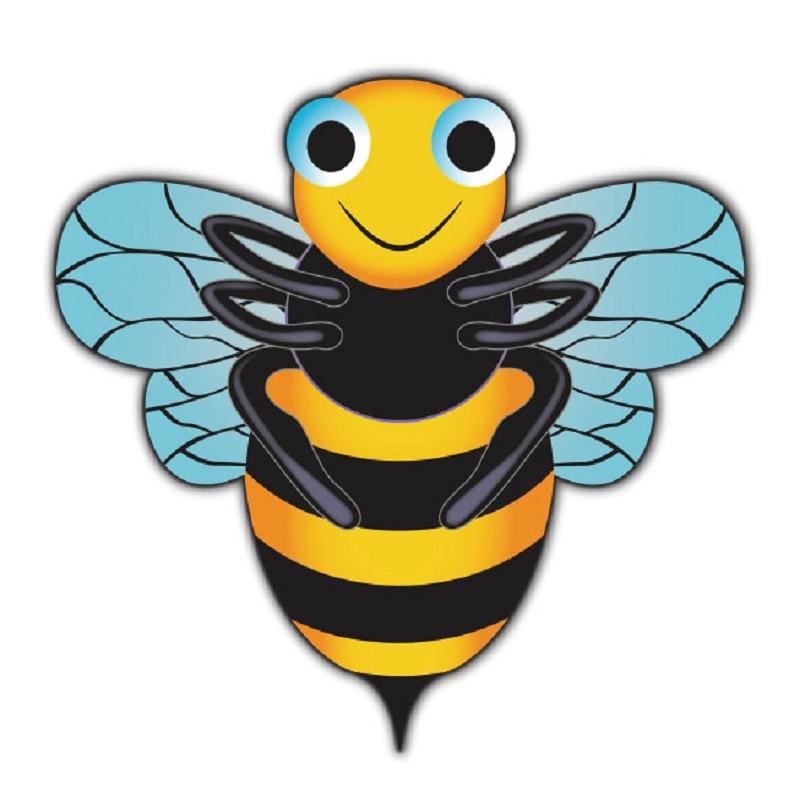 Gambar Animasi Lebah Keren