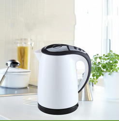 Electric kettle Tempering with a thermos
