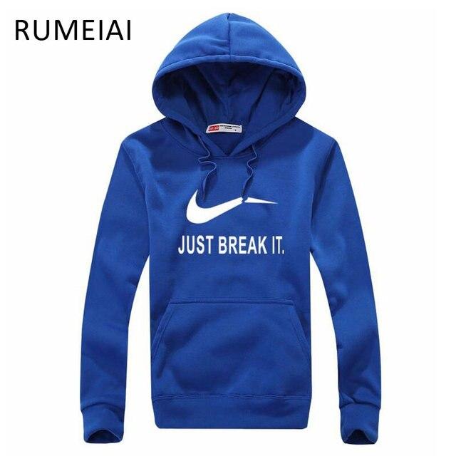 231f45aa2 RUMEIAI Winter Autumn 2017 New Designer Hoodies Men Fashion Brand Pullover  Sportswear Sweatshirt Men'S Tracksuits Moleton