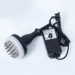 Professional ручной тела здоровья соскабливание инструмент Электрическая дальняя инфракрасная Отопление массажер для тела