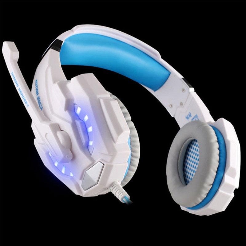 KOTION SVAKE Gaming slušalice Slušalice Slušalice Slušalice - Prijenosni audio i video - Foto 4