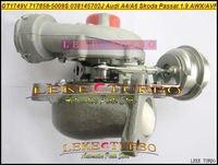 GT1749V 717858 717858 0001 717858 0002 717858 0003 717858 0004 038145702G Turbo For AUDI A4 For Skoda Superb Passat AVF AWX 1.9L