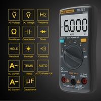 ANENG AN8001 Backlight Digital Multimeter AC/DC Voltage Current Tester Ohm Voltmeter Diode Meter Ammeter