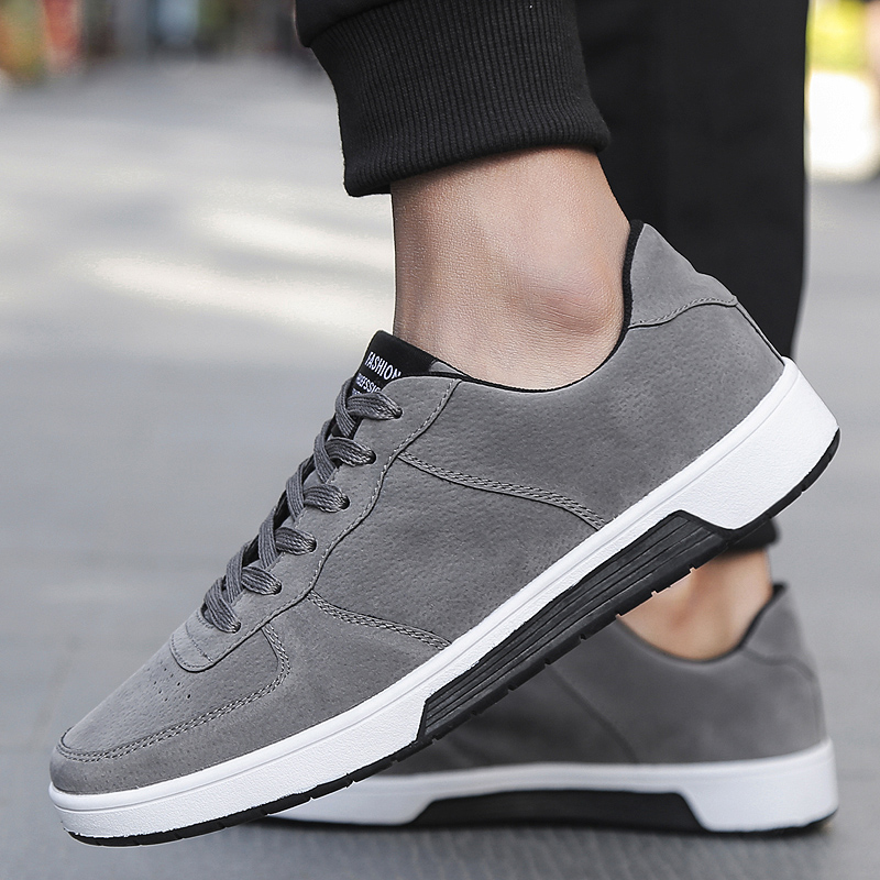 Men-Casual-Shoes-adult-Spring-autumn-Classic-Fashion-Male-Lace-up-Flats-Comfortable-Sneakers-4-colors