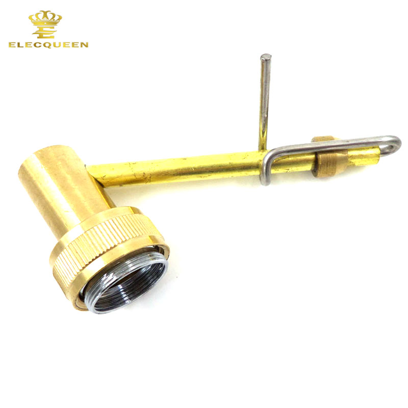 Brass Carboy & Bottle Washer Rinser With Stainless Kitchen Faucet Adapte For Homebrew ...